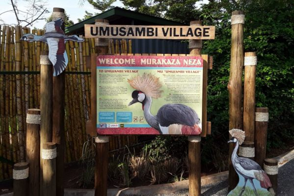 Umusambi Village Concept