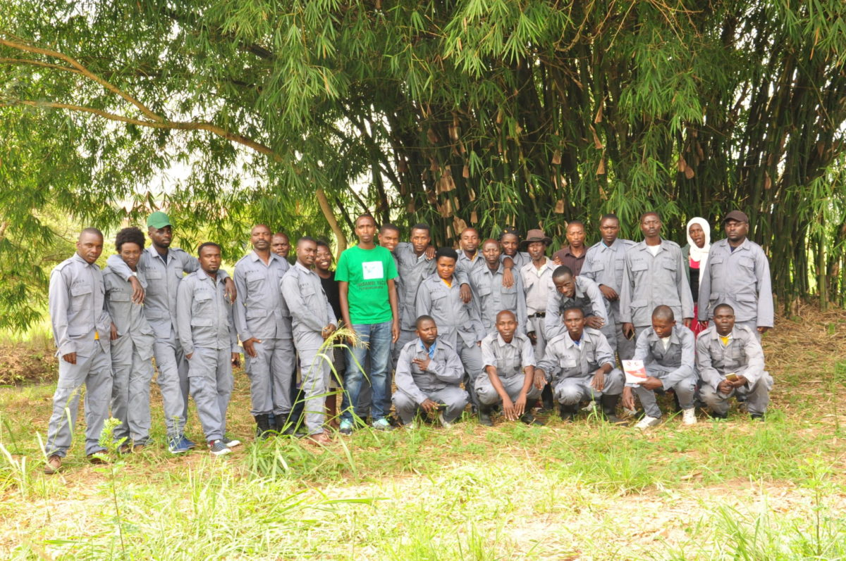 Our team of 30 Community Conservation Champions based at key biodiversity hotspots around the country.